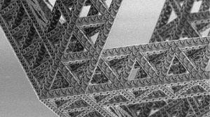 Arranjo dos nanotubos cerâmicos. Fonte